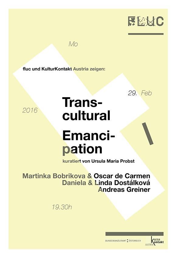 transcultural emancipation
